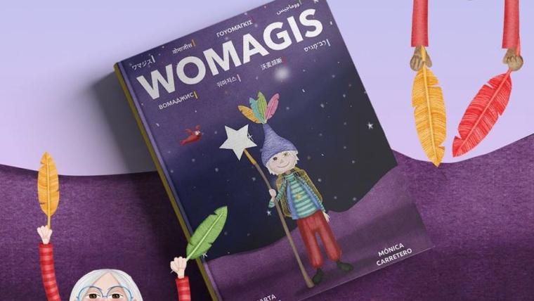 Womagis: un libro infantil mágico traducido en 18 idiomas