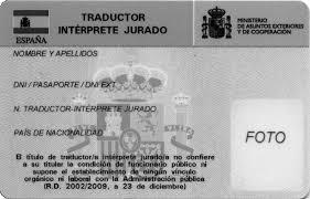 carne traductor interprete jurado