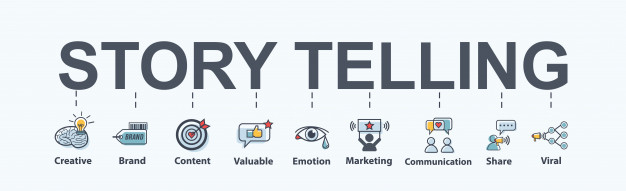 que es storytelling visual y digital