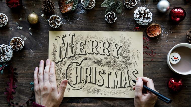 Joyeux Noël dans toutes les langues du monde