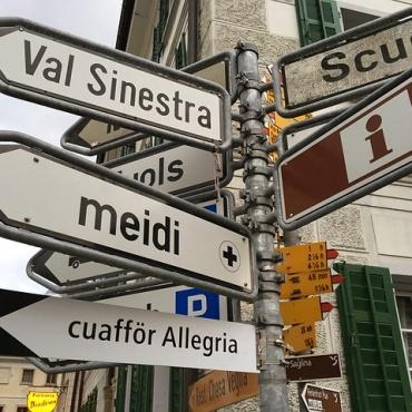 Quelle est la langue parlée en Suisse et quelle est la plus traduite