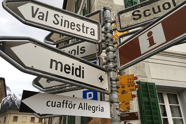 Qué idioma habla en Suiza y cuál es el más traducido