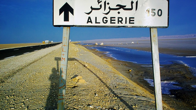 ¿Cuál es el idioma oficial de Argelia?