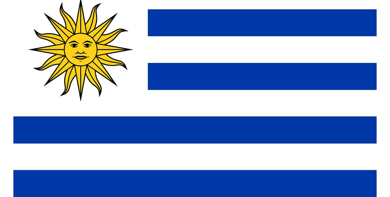 Drapeau Uruguay et langue officielle