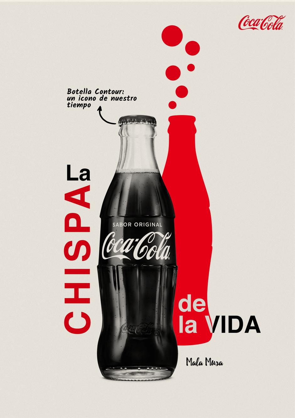 copywriting ejemplos coco cola