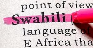 cuantas lenguas se hablan en africa y cuales son
