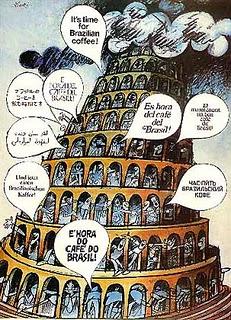 La confusión de lenguas en la Torre de Babel